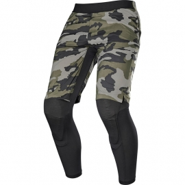 FOX DEFEND 2 in 1 WINTER SHORT Pantalone lungo camo MTB DH