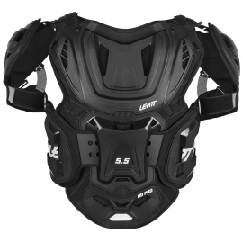 LEATT Chest Protector 5.5 Pro nera Motocross Enduro Mtb Dh