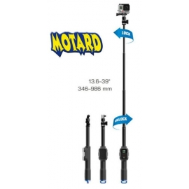 "SP GADGETS REMOTE POLE 39""bastone telescopico"
