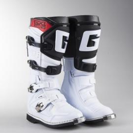Stivali GAERNE GX1 bianco motocross enduro