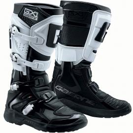 Stivali GAERNE GX1 EVO bianco nero motocross enduro quad