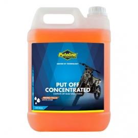 PUTOLINE PUT OFF detergente concentrato 5lt moto bici motocross quad