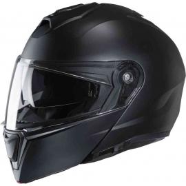 Casco integrale HJC i90 MODULARE nero moto da strada scooter