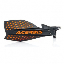 ACERBIS X-ULTIMATE Paramani nero arancione motocross enduro