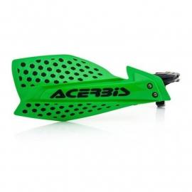 ACERBIS X-ULTIMATE Paramani verde nero motocross enduro