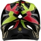 Casco TROY LEE DESIGNS STAGE ROPO pink yellow  Enduro Downhill Mtb