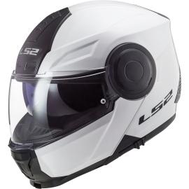 Casco Apribile Modulare LS2 FF902 SCOPE white moto scooter