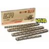 DID 520 MX GOLD & BLACK CATENA 120 MAGLIE  motocross enduro