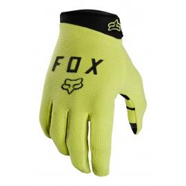 Guanto MTB FOX Ranger collezione 2020 giallo fluo DH Enduro