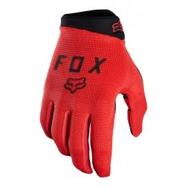Guanto MTB FOX Ranger bambino collezione 2020 rosso DH Enduro