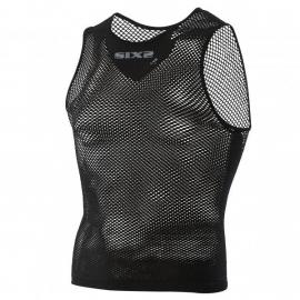 SIXS SMR2 CANOTTIERA TRAFORATA  Carbon Underwear nera mtb dh enduro