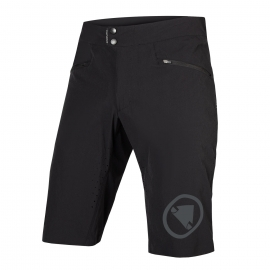 ENDURA SINGLE TRACK LITE PANTALONCINO nero mtb dh enduro