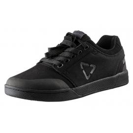 LEATT scarpa DBX 2.0 FLAT nero mtb dh enduro