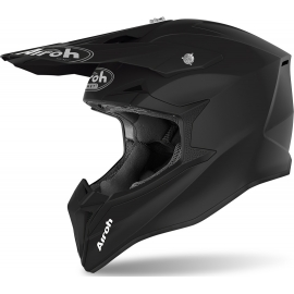 CASCO AIROH WRAAP COLOR nero opaco motocross enduro