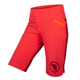 ENDURA SINGLE TRACK LITE PANTALONCINO DONNA  corallo mtb dh enduro