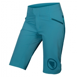 ENDURA SINGLE TRACK LITE PANTALONCINO DONNA  turchese mtb dh enduro