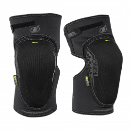 O'NEAL JUNCTION LIT KNEE GUARD NERE ginocchiera enduro mtb dh