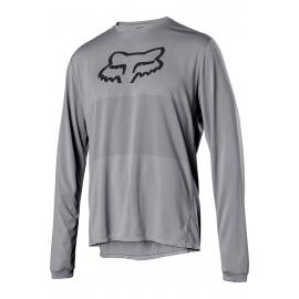 Maglia manica lunga FOX RANGER FOXHEAD grigio collezione 2020 Downhill ENDURO MTB