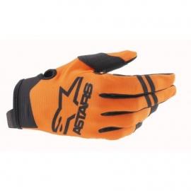 ALPINESTARS GUANTO RADAR 2021 arancione nero motocross enduro quad mtb