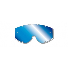 PROGRIP Lenti specchio BLU maschera VISTA motocross quad enduro