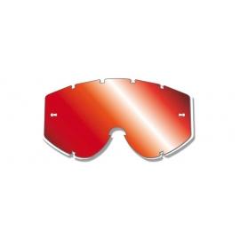 PROGRIP Lenti specchio rossa maschera ATZAKI motocross quad enduro