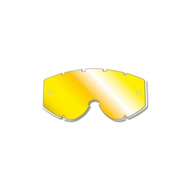 PROGRIP Lenti specchio gialla maschera VISTA motocross quad enduro