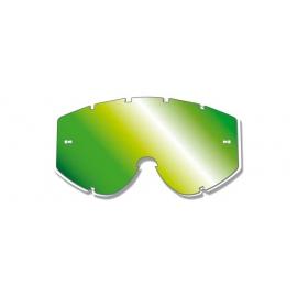 PROGRIP Lenti specchio verde maschera ATZAKI motocross quad enduro
