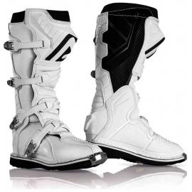 Stivale ACERBIS X-PRO bianco motocross enduro quad