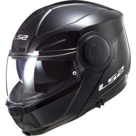 Casco Apribile Modulare LS2 FF902 SCOPE nero opaco moto scooter
