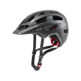 CASCO bici  UVEX FINALE 2.0 nero mtb freerider all mountain