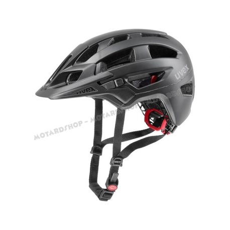 CASCO bici  UVEX FINALE 2.0 nero mtb freerider all mountain