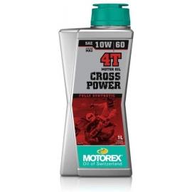 MOTOREX OLIO MOTORE CROSS POWER 4T10W60 motocross enduro quad