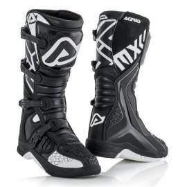 Stivale ACERBIS X-TEAM nero bianco motocross enduro quad