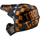 Troy Lee Designs SE4 PA Checker Casco motocross Enduro Quad