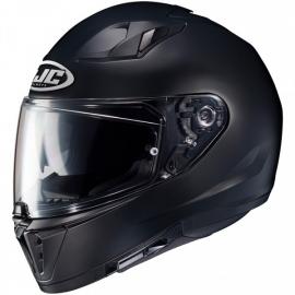 Casco integrale HJC i70 nero opaco moto da strada scooter