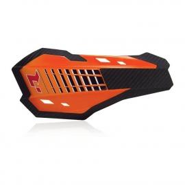 RTECH PARAMANI HP2 arancione MOTOCROSS ENDURO + kit montaggio