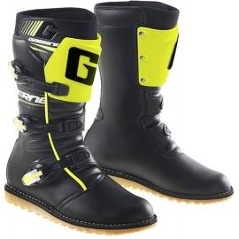 Stivali GAERNE BALANCE CLASSIC giallo fluo moto trial