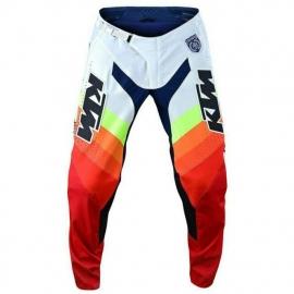 Pantalone Motocross Troy Lee Designs SE PRO KTM MIRAGE 2020 rosso enduro quad