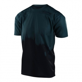 TROY LEE DESIGNS SKYLINE AIR BREACKS marine maglia manica corta MTB DH ENDURO