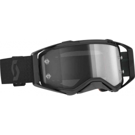 Maschera SCOTT PROSPECT LS fotocromatica nero motocross enduro dh