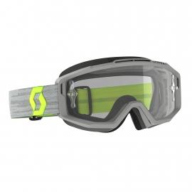 Maschera SCOTT SPLIT OTG grigio per occhiali da vista motocross enduro dh