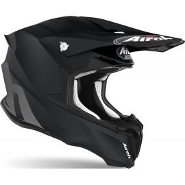 CASCO AIROH TWIST 2.0 COLOR nero opaco motocross, enduro quad