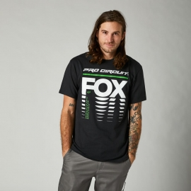 FOX Pro Circuit  basic maglia maniche corte nera