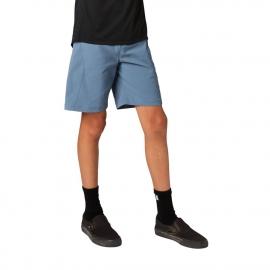 Pantaloncino FOX Ranger celeste bambino MTB DH Enduro