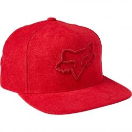 FOX CAPPELLINO REGOLABILE INSTILL 2.0 rosso