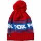 FOX BERRETTO FRONTLINE invernale rosso e blu