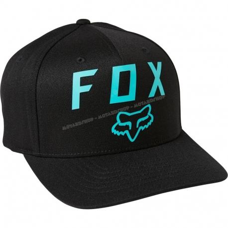 FOX CAPPELLINO FLEXFIT 2.0 NUMBER 2 nero