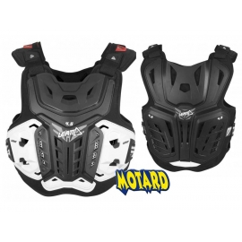 LEATT Chest Protector 4.5 BLACK pettorina Motocross Enduro Mtb
