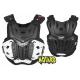 LEATT Chest Protector 4.5 BLACK pettorina Motocross Enduro Mtb