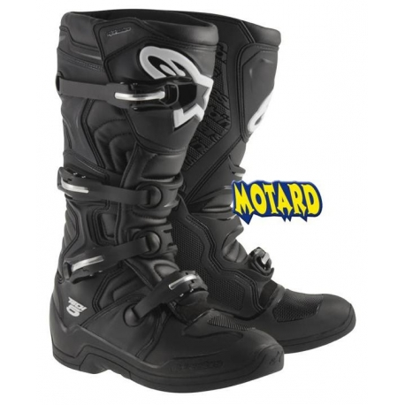 ALPINESTARS TECH 5 BLACK motocross enduro quad